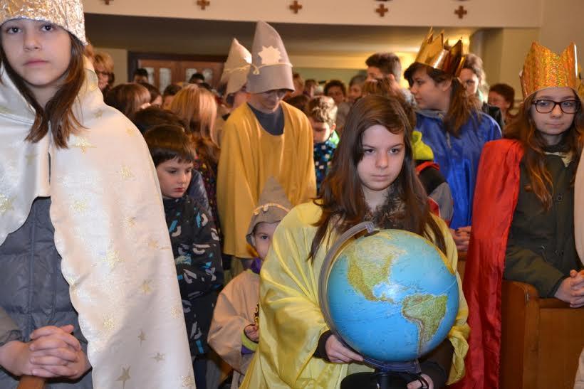 Škofijsko srečanje kolednikov2
