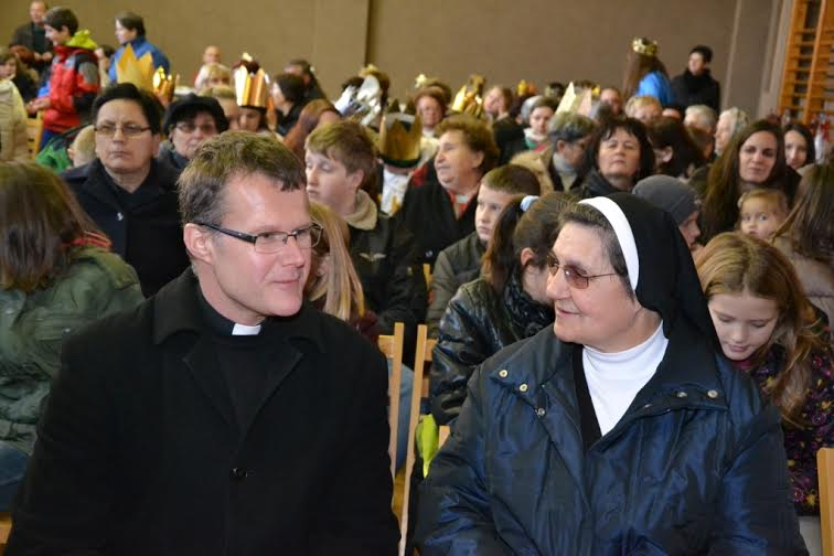 škofijsko srečanje kolednikov 2