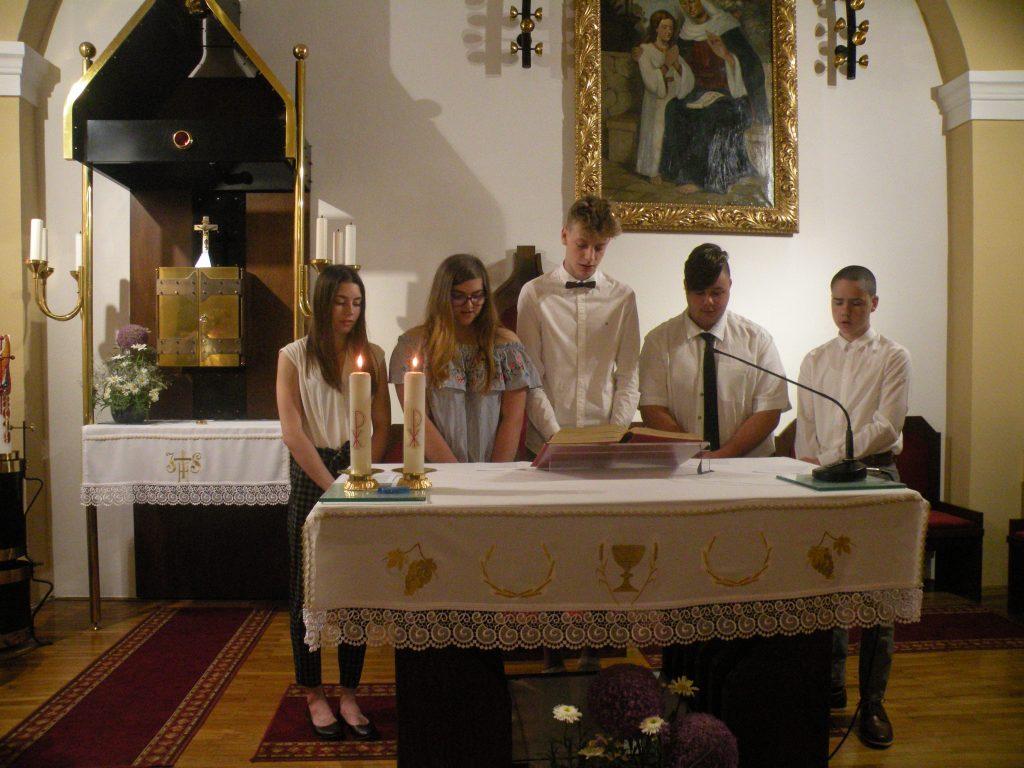 Devetošolci - izpoved vere