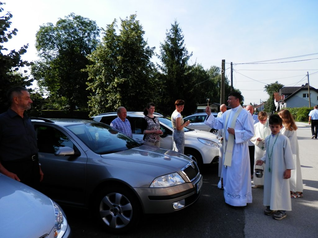Blagoslov avtomobilov