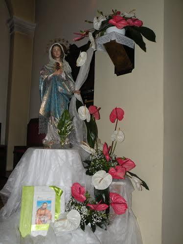 6. Velikonočna - Marijin oltar