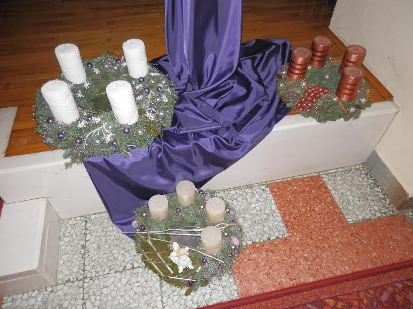 1. adventna nedelja