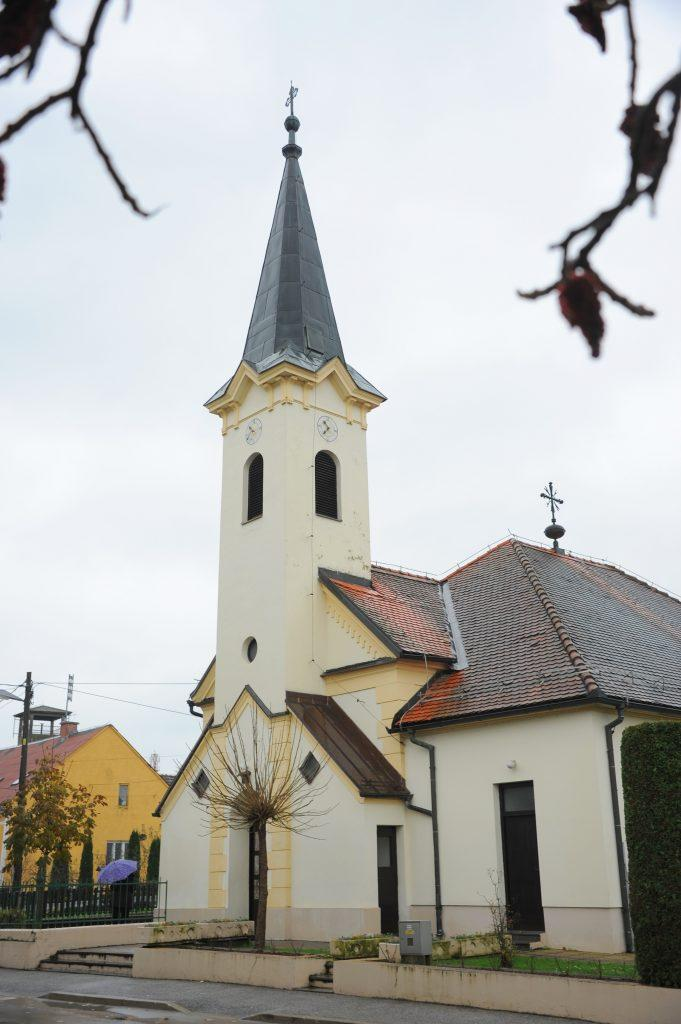 8. nedelja med letom - cerkev Sv. Ane