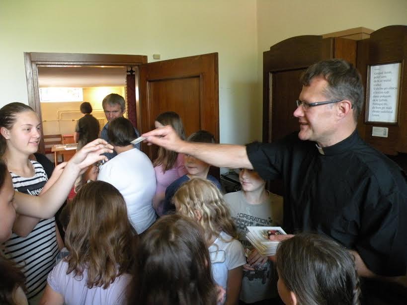 Nedelja Svete Trojice - zaključek katehetskega leta