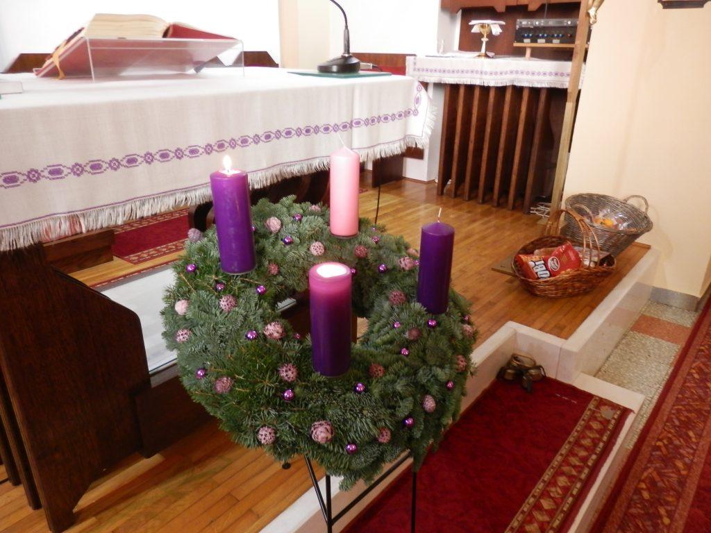 2. adventna nedelja