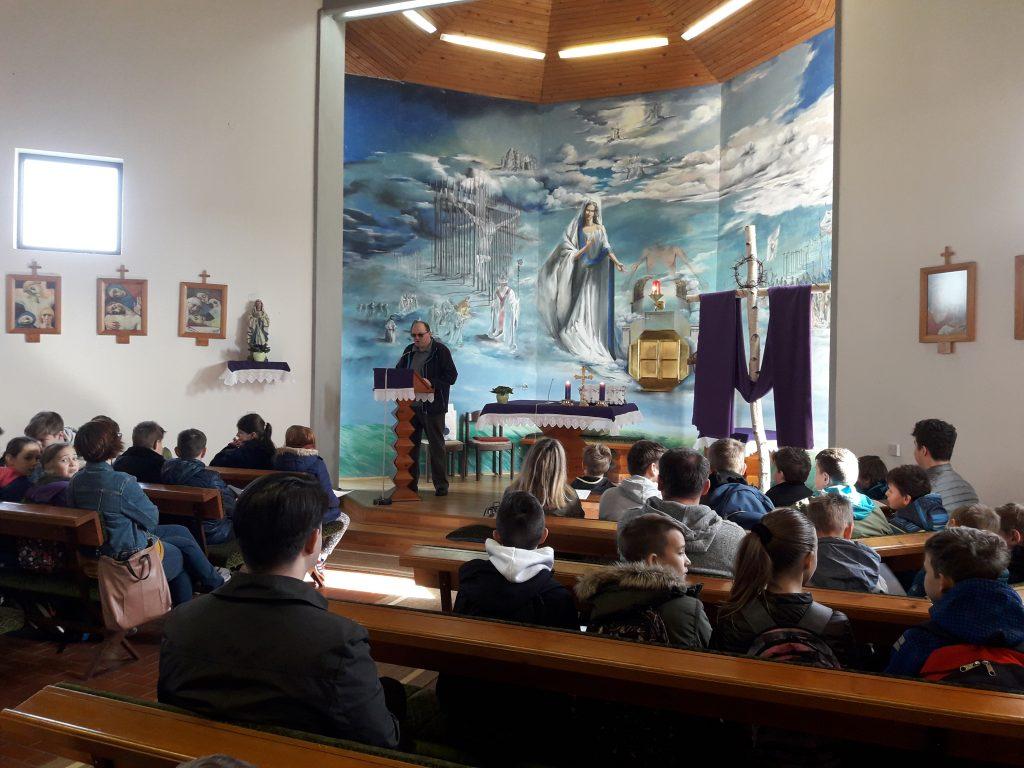 Škofijsko srečanje ministrantov