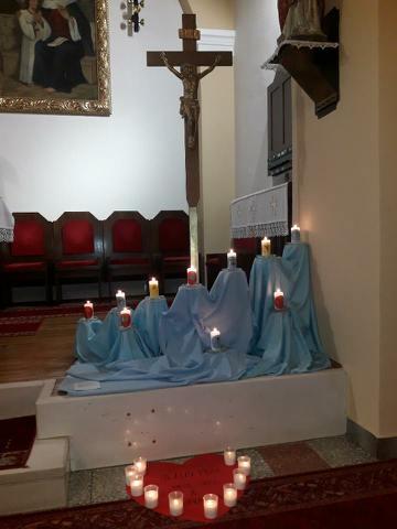 Dvetdnevnica pred prvim svetim obhajilom