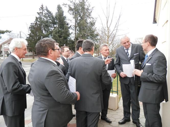 Nedelja Svetega pisma - moški pevski zbor iz Lipovec