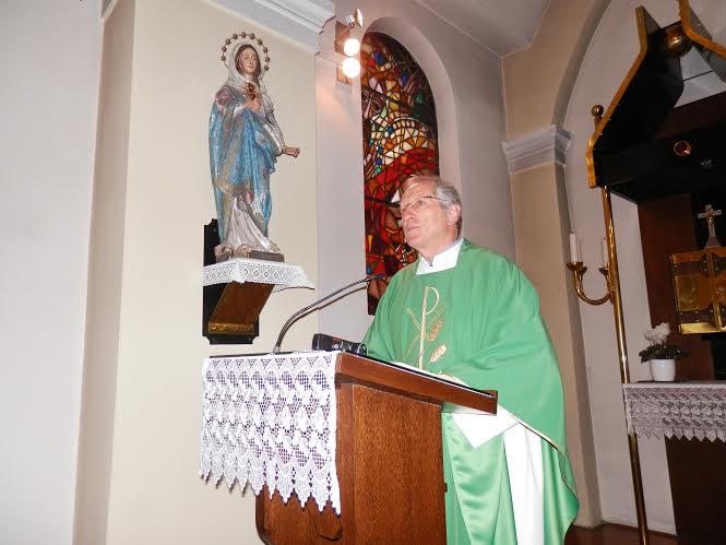 5. nedelja med letom - misijonar g. J. Vinkovič