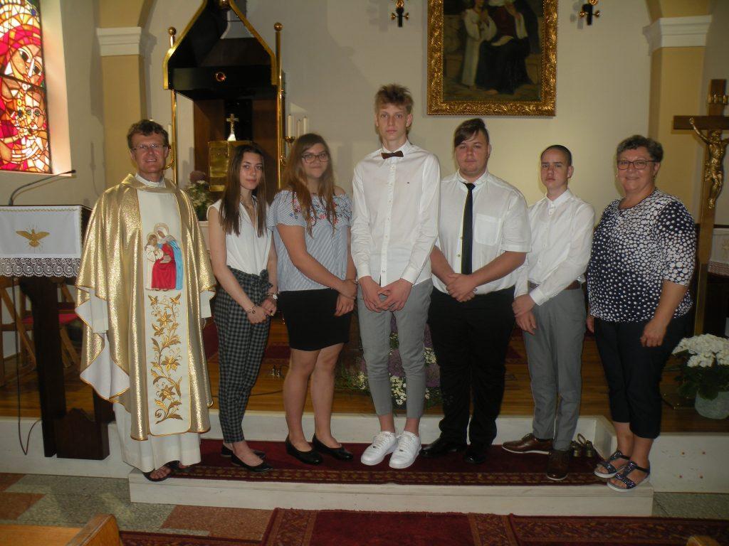 Devetošolci - izoved vere