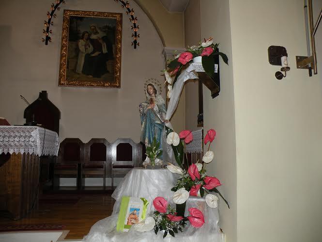 6. Velikonočna nedelja - Marijin oltar