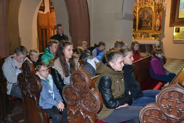 Romanje ministrantov in staršev v Maribor