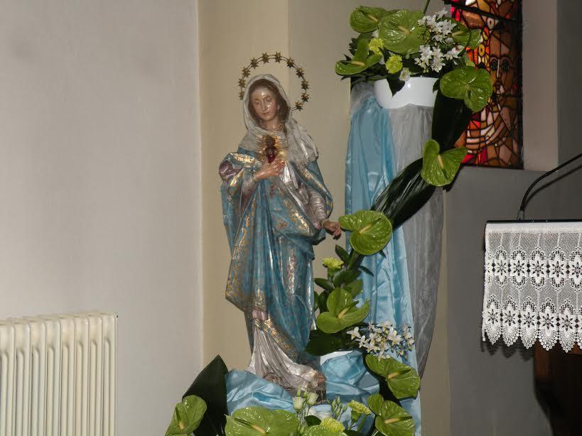Šmarnice - Marijin oltar