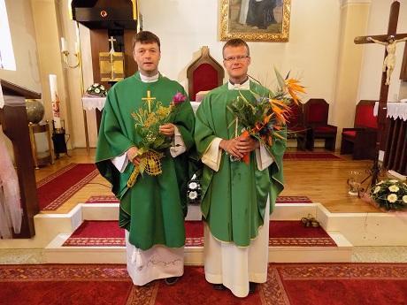 20-letnica duhovništva - dr. Franc Zorec