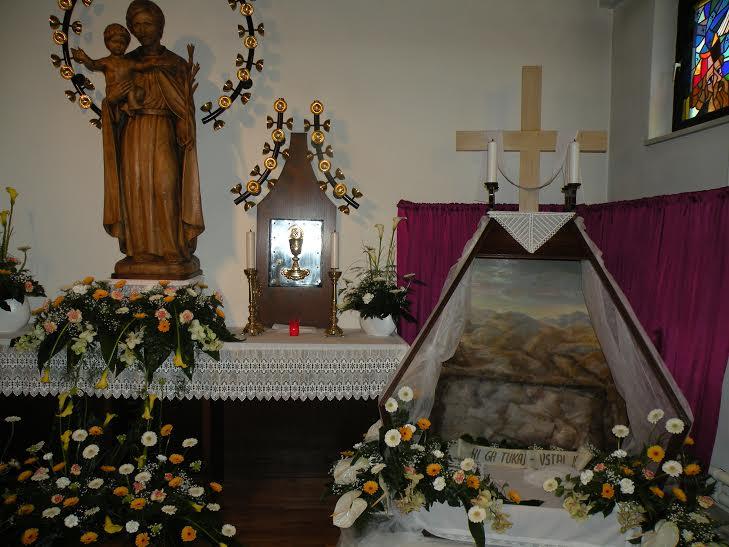 Prazen Božji grob