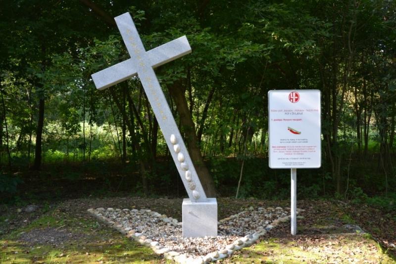 Križev pot Danijela Halasa