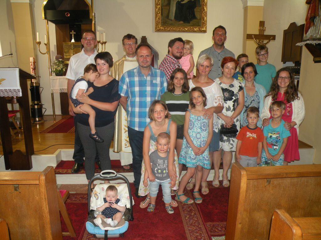 Zakonska skupina sv. Fančišek