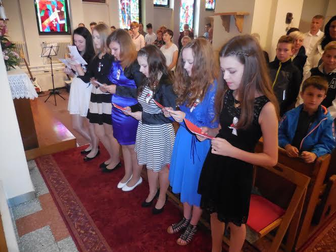 Izpoved vere devetošolcev