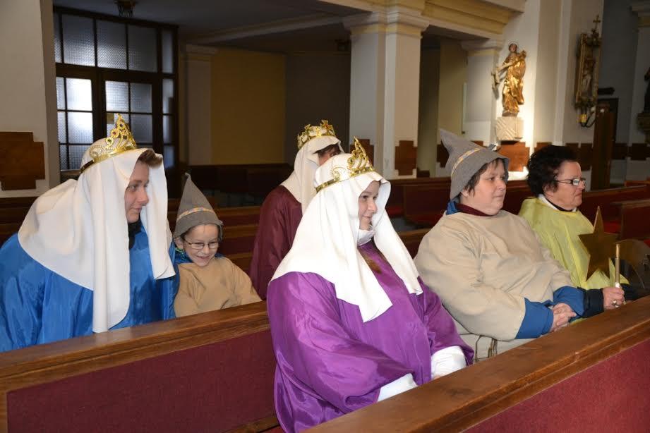 Škofijsko srečanje kolednikov