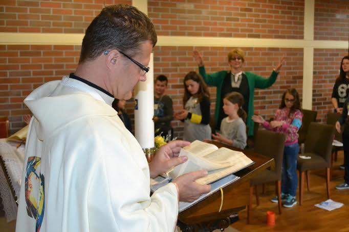 Duhovna obnova za prvoobhajance in starše