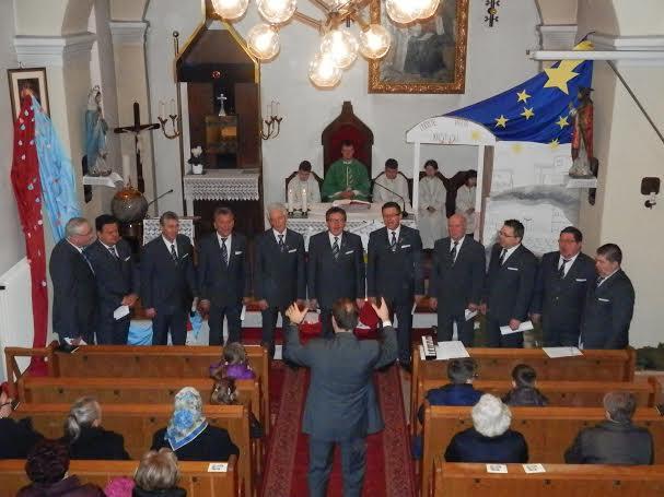 Nedelja Svetega pisma-moški pevski zbor iz Lipovec