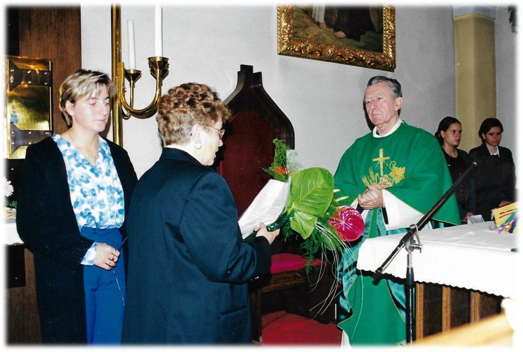 70-letnica življenja župnika Martina Poredoša