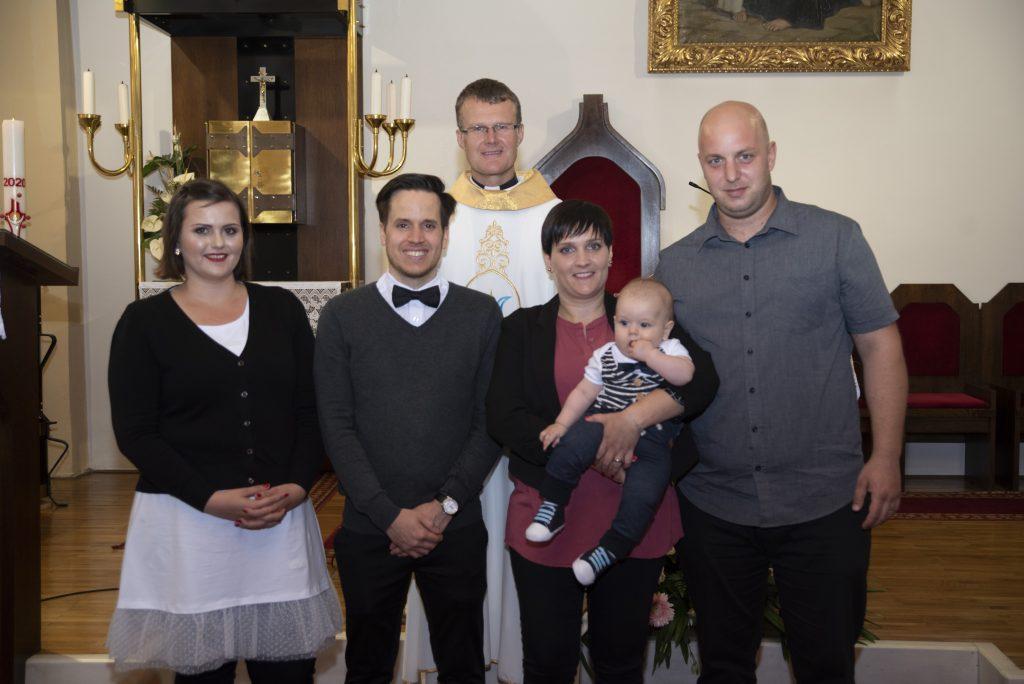 12. nedelja med letom - sveti krst