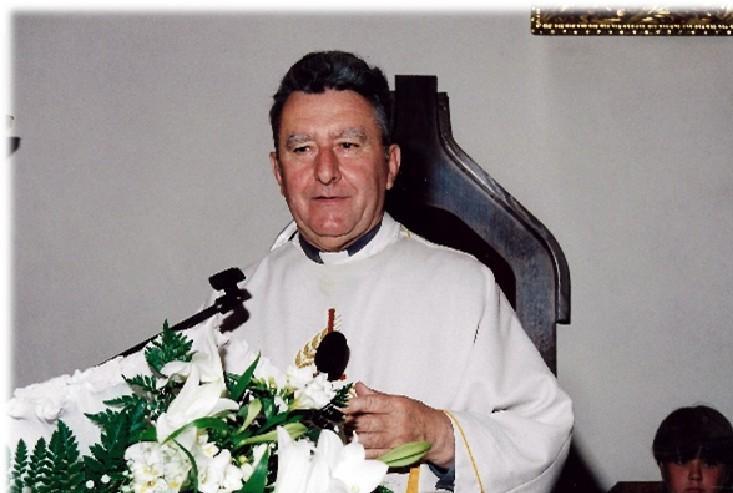 Martin Poredoš, bakovski župnik