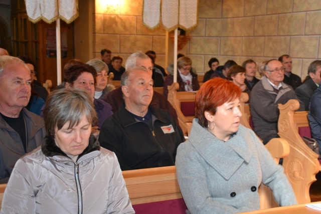Duhovna obnova za člane ŽPS