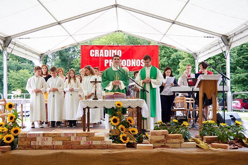 Krajevno-župnijski praznik v Bakovcih
