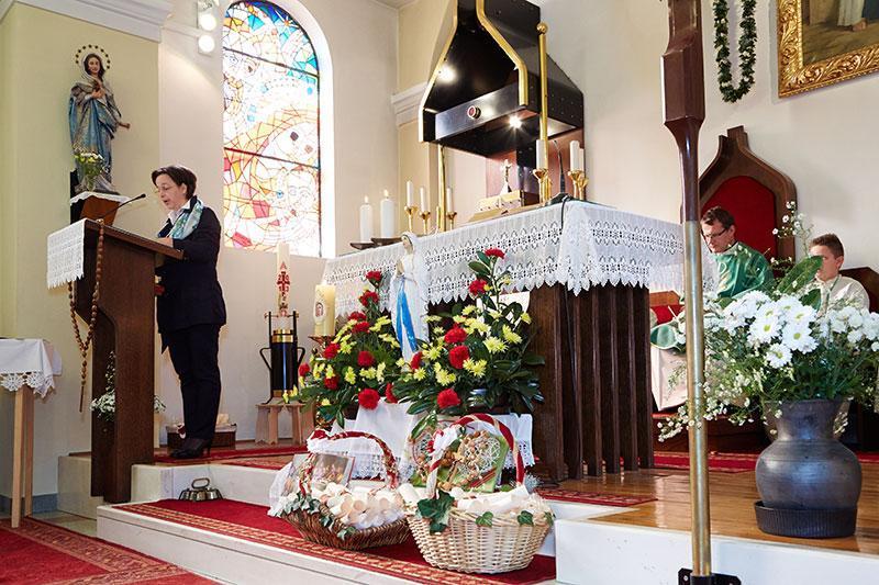 misijonska nedelja in nedelja zakonskih jubilantov