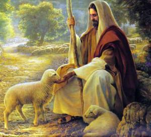 Jezus dobri pastir