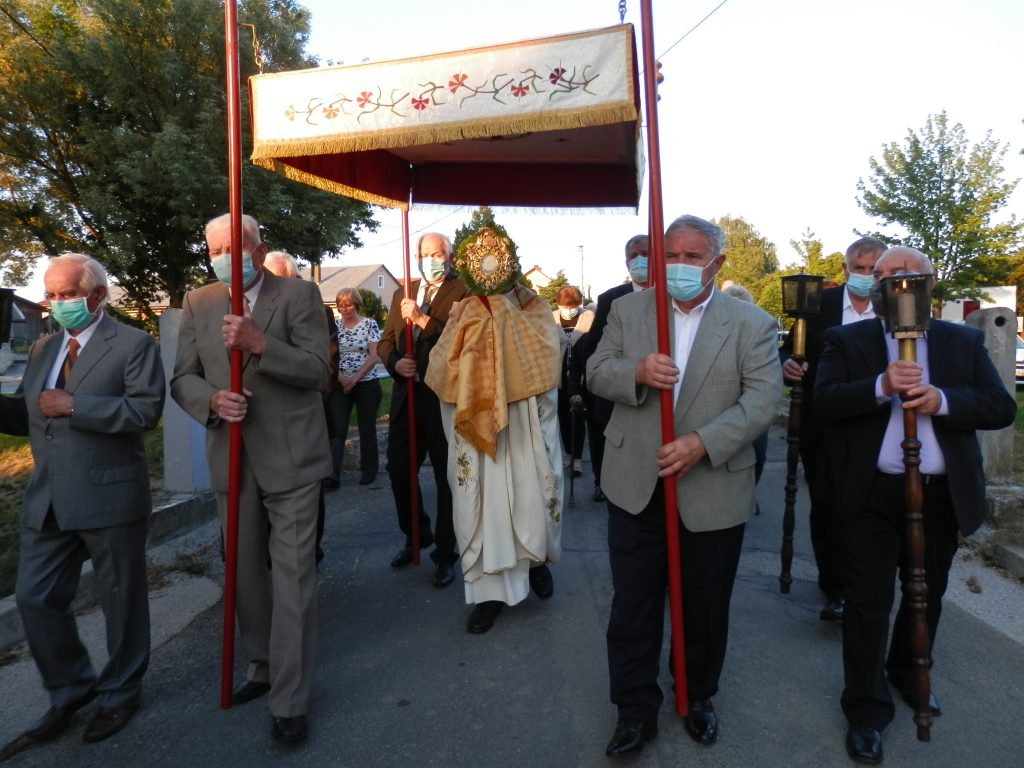 Telovska procesija