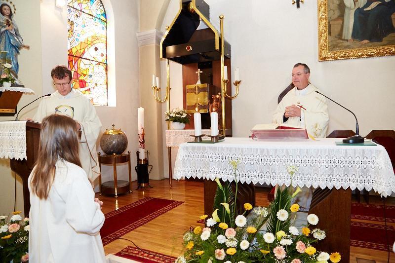 gost v Župniji Bakovci msgr. dr. Marjan Turnšek