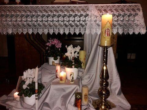 Gospodovo darovanje - svečnica