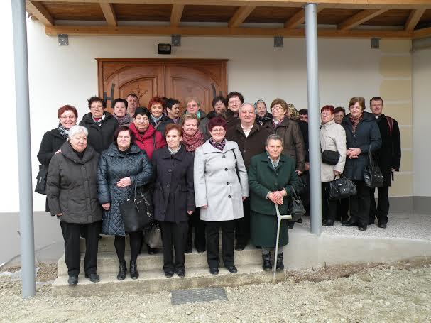 4. Postna - Romanje k sestram klarisam v Turnišče