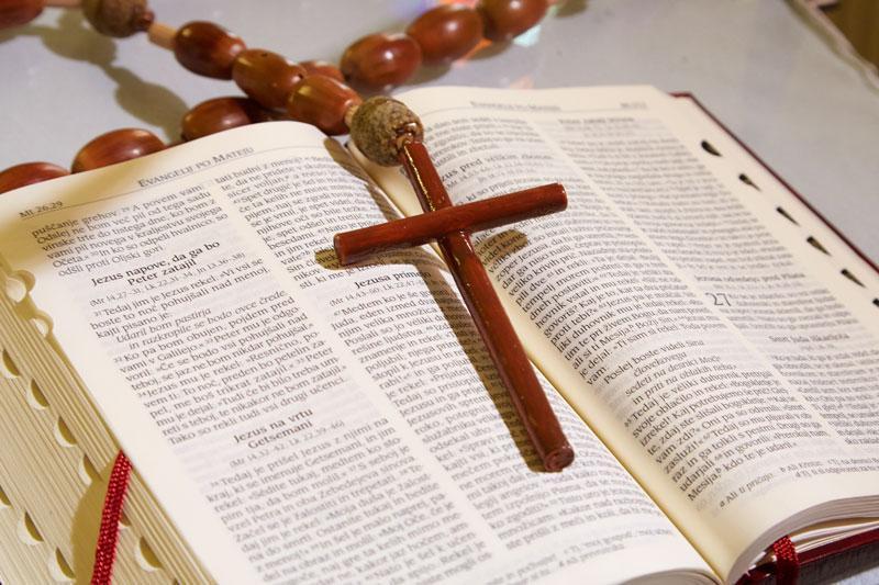 Maratonsko branje Svetega pisma