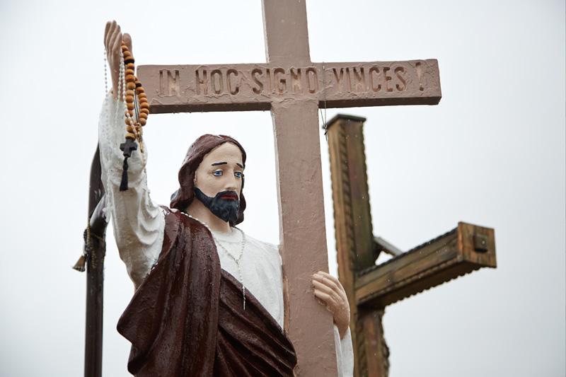 Grič križev