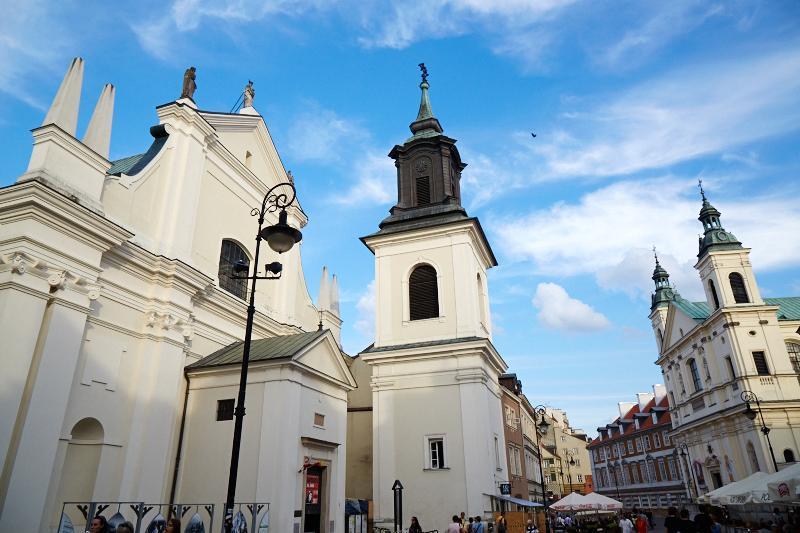 Cerkev v Varšavi