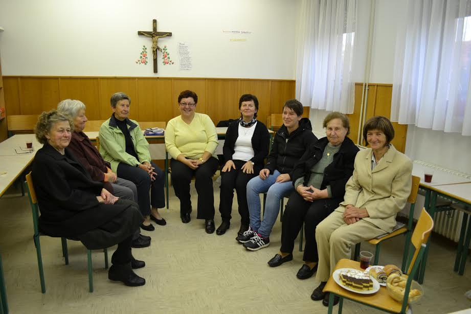 Župnijska skupina za starejše SAMARIJAN