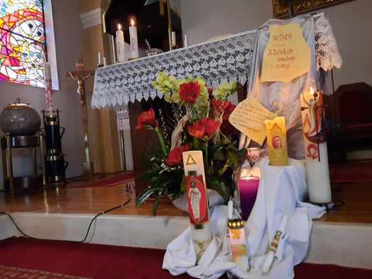 Svečnica - praznik Gospodovega darovanja