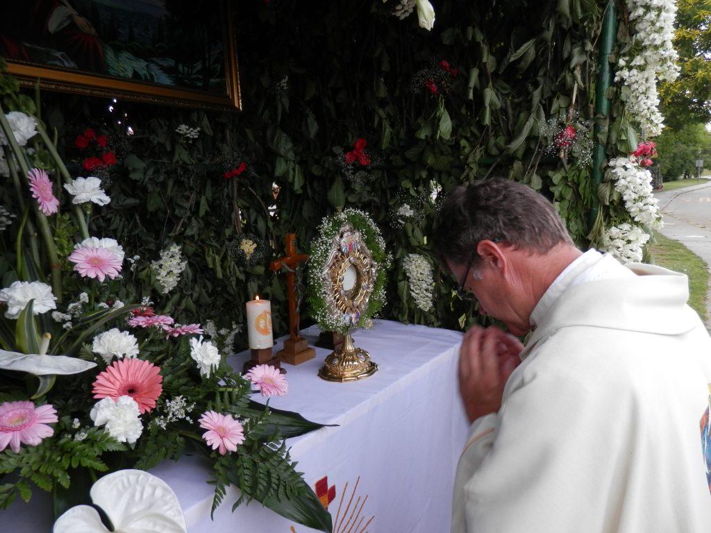 Praznik svetega Rešnega Telesa in Krvi
