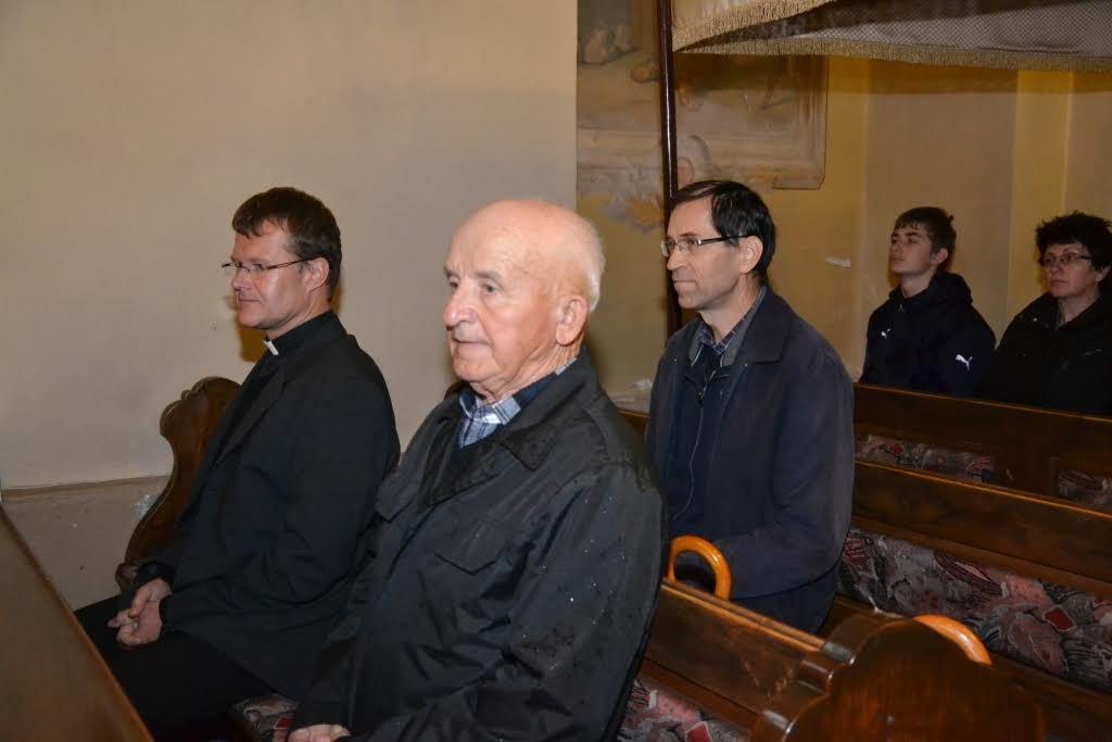 Molitveno srečanje na Kapeli